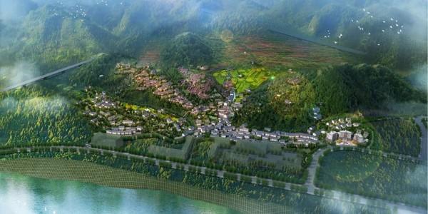 沿河土家族自治县团结街道狮马村村庄规划