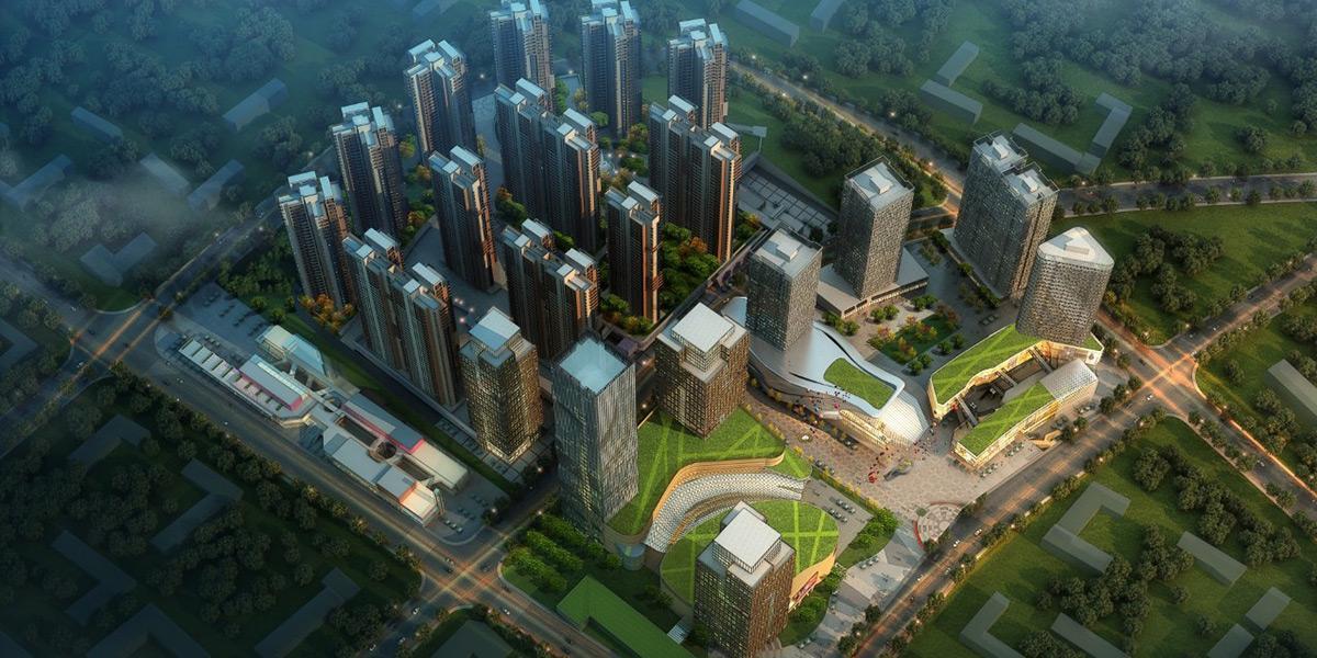 (小河)国际动漫城建设项目